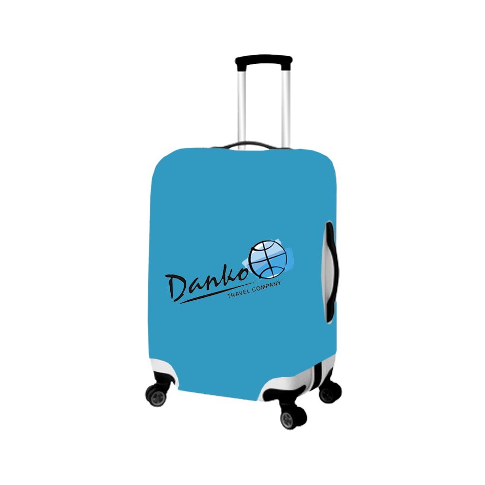 Чехол для чемодана с логотипом