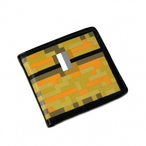 Кошелек Minecraft Chest Wallet