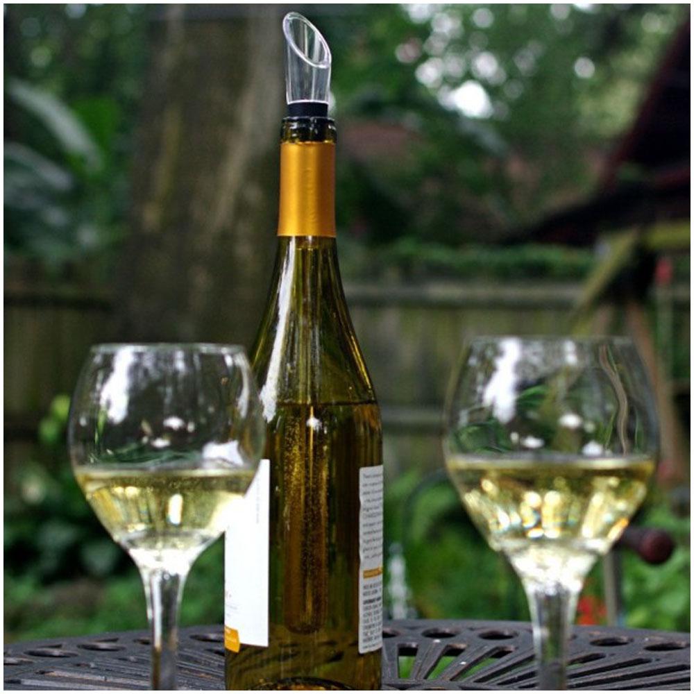 Охладитель для вина сделает романтический вечер идеальным