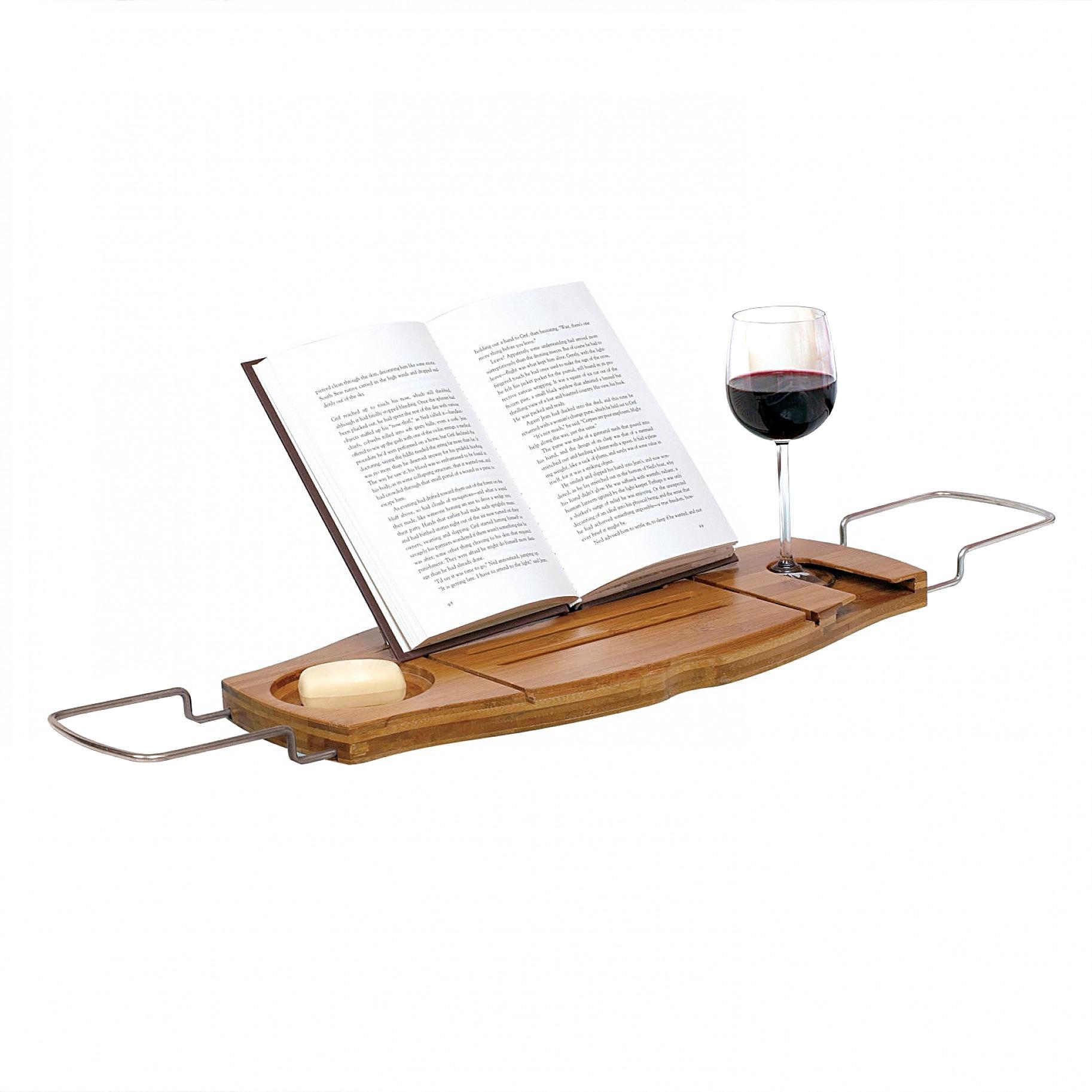 Подставка для книги в ванную (Столик для ванной)