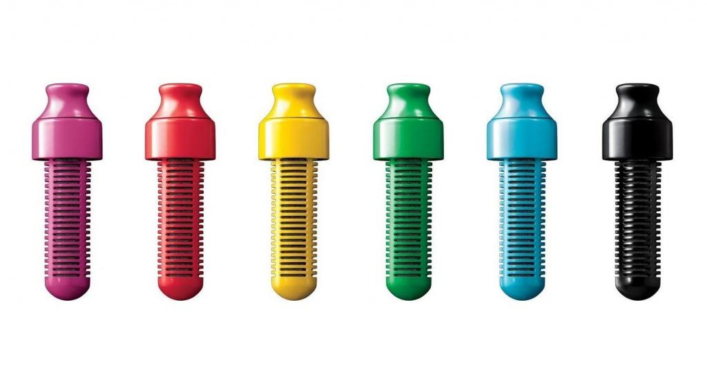 Фильтры бутылок для воды Bobble